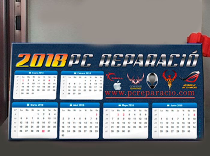 ayenrok calendarios